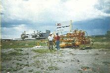 訪米ミッション - 1989年ワイオミング