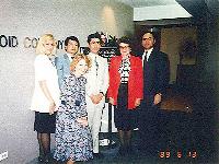 訪米ミッション - 1989年ACC本社